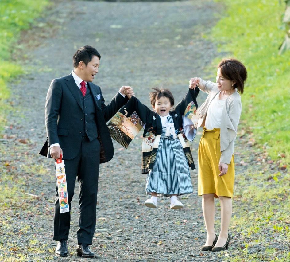 七五三撮影サービス紹介!